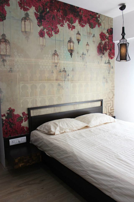 The design house Modern Bedroom