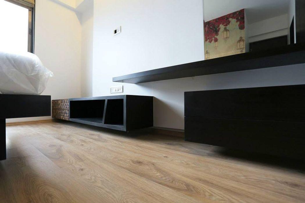 The design house Modern Living Room