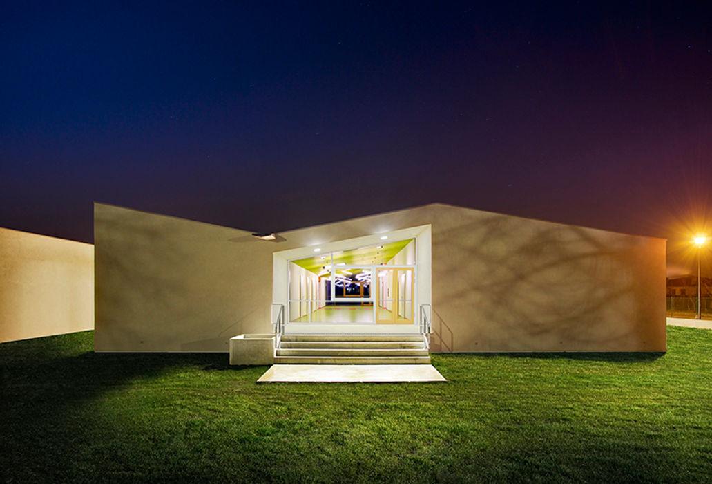 Scuola Materna a Sequals - foto esterna WoodLab Scuole moderne Legno
