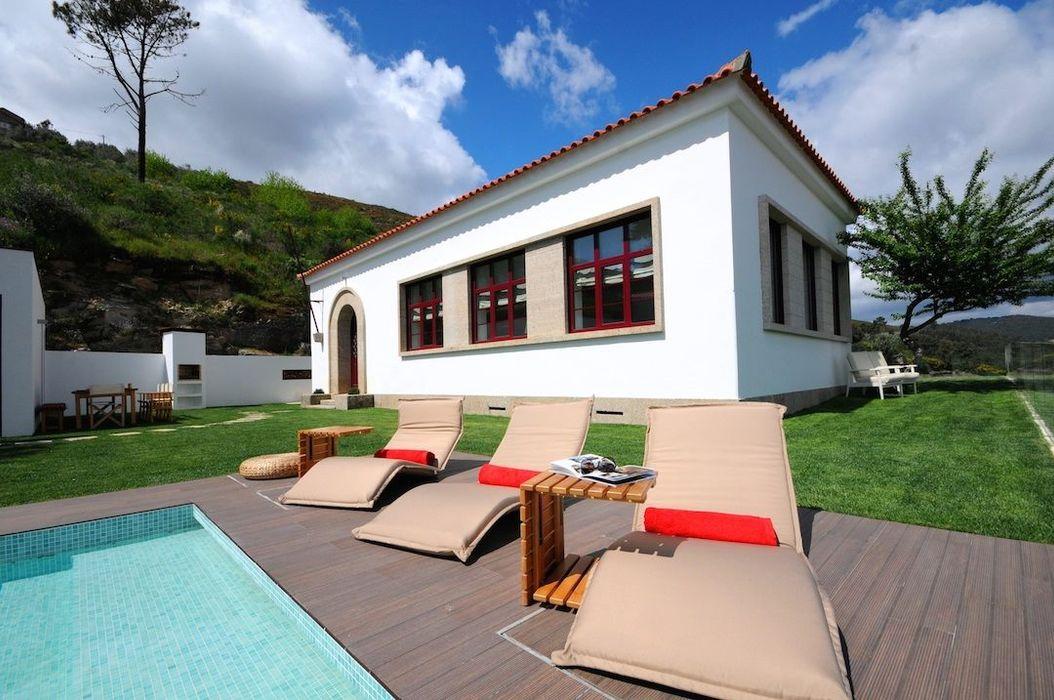 LUGAR DAS LETRAS MH PROJECT Casas minimalistas