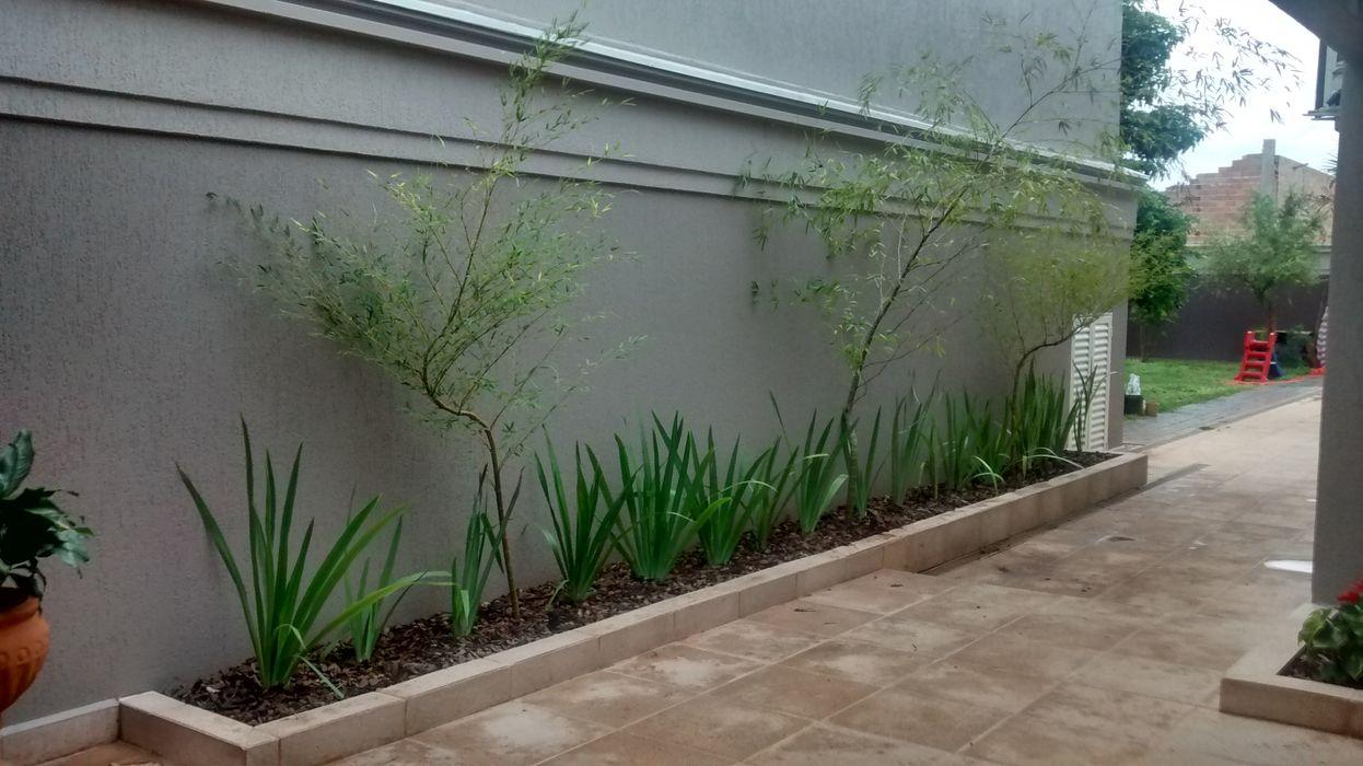 Projeto Paisagismo Borges Arquitetura & Paisagismo Jardins modernos