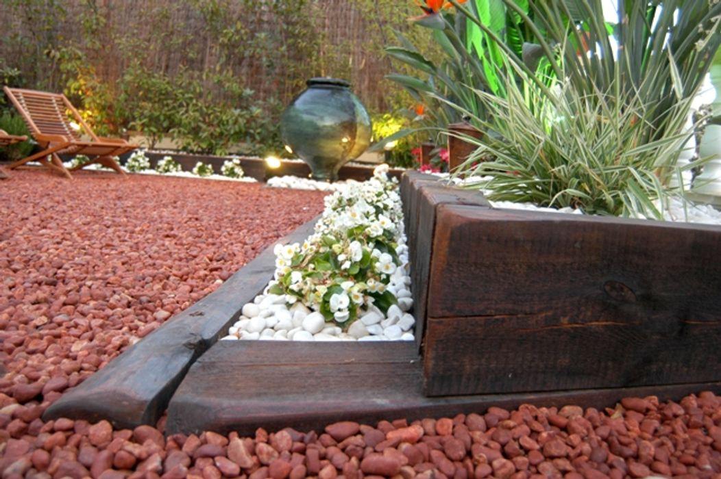 Jardín Residencial jardinista Jardines de estilo moderno