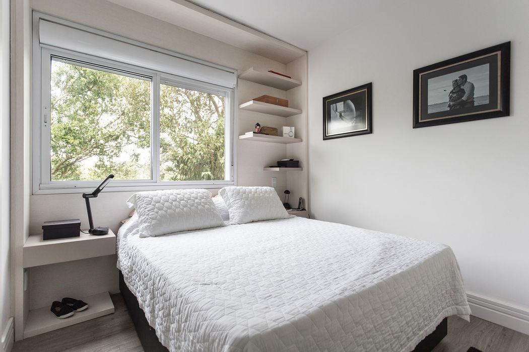 Kali Arquitetura Dormitorios modernos
