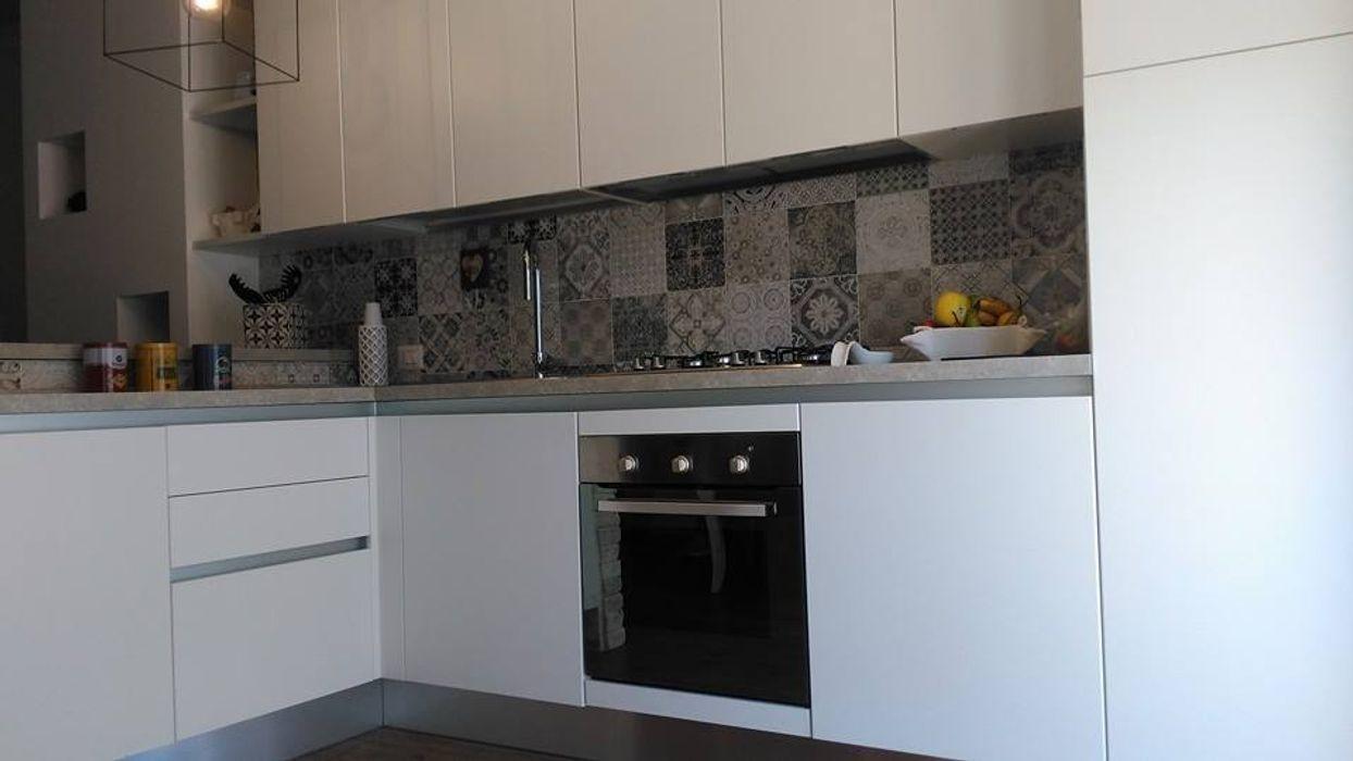 Compact kitchen Cucine e Design CucinaLavandini & Rubinetti