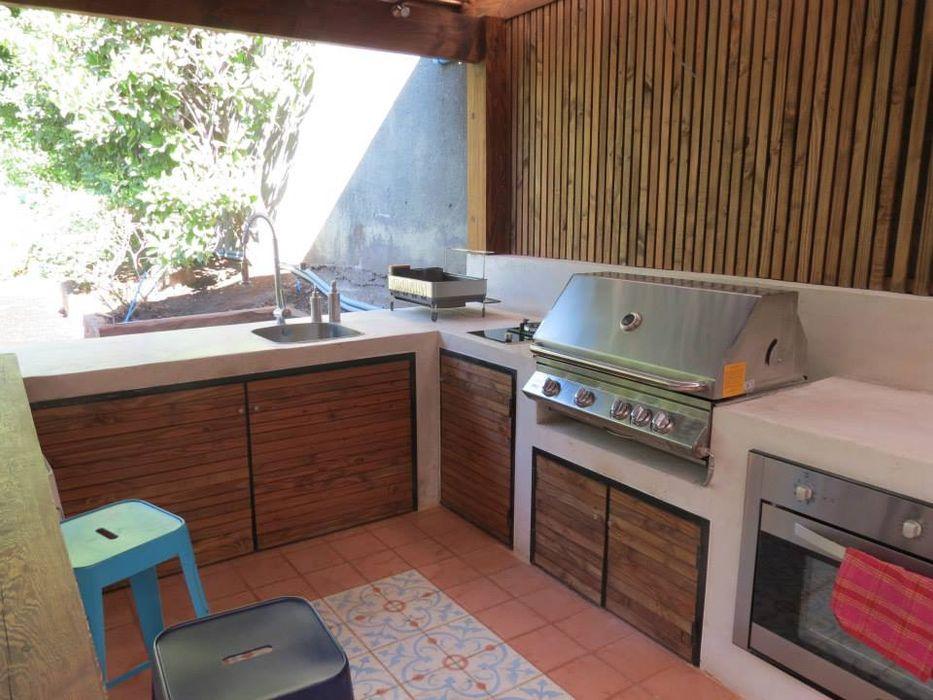 Quichos OBRAA QUINCHOS Y TERRAZAS Modern Kitchen