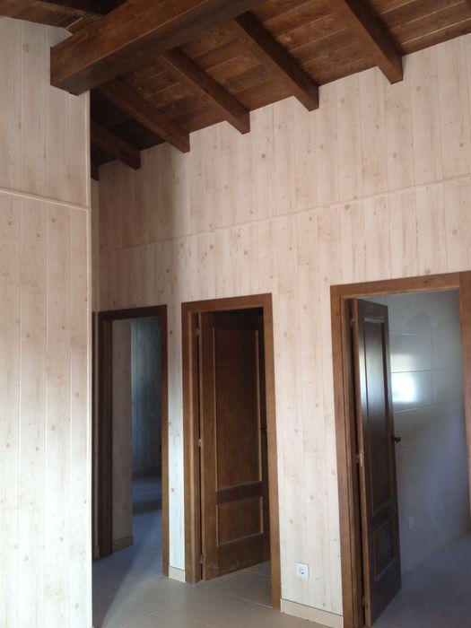 Casa Modular Rústica en Salamanca MODULAR HOME Dormitorios de estilo rústico