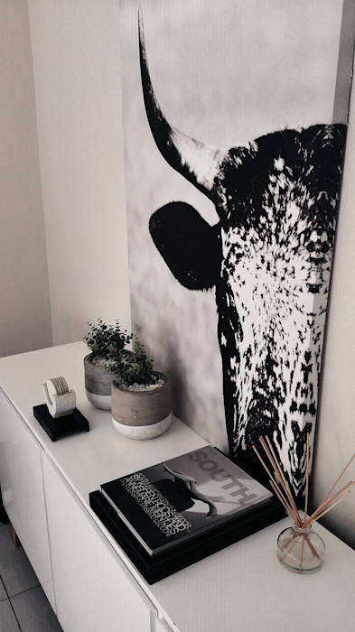 GSI Interior Design & Manufacture Домашнее хозяйство Аксессуары и декор Дерево Белый