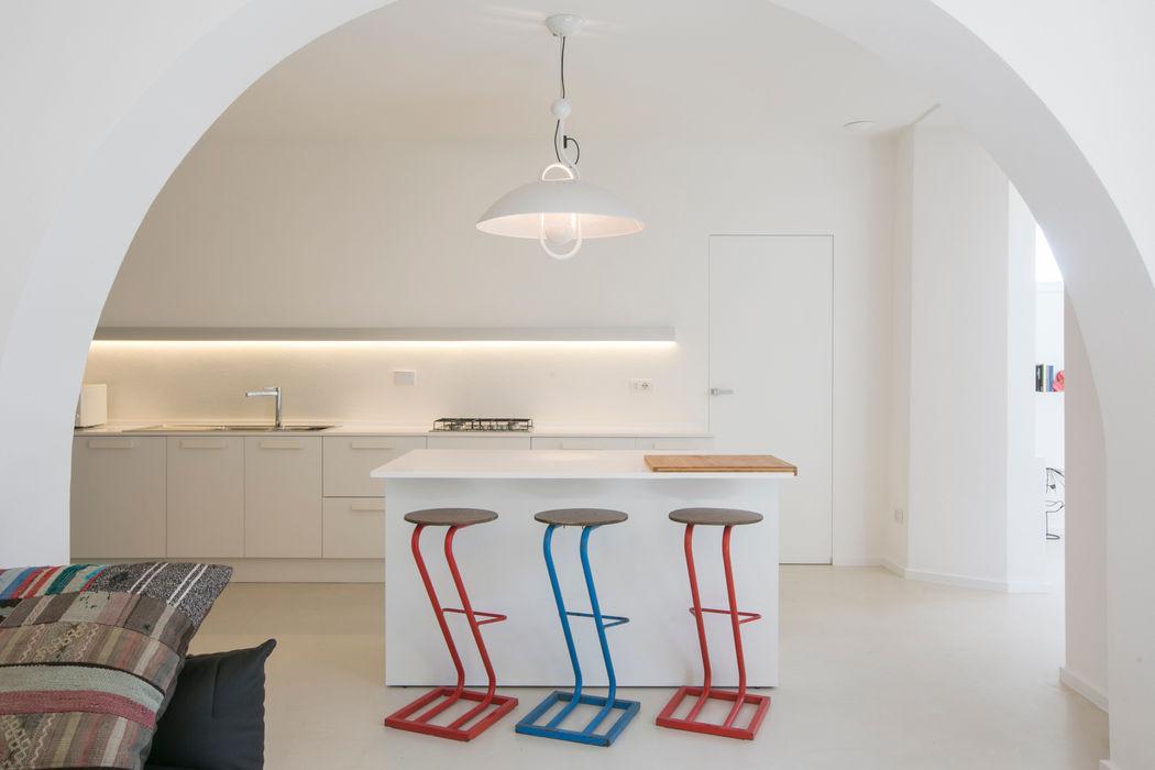 mc2 architettura Кухня