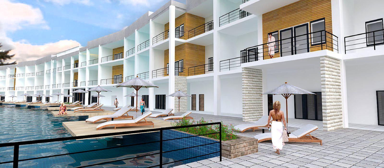 unlimteddesigns Classic style houses Copper/Bronze/Brass White