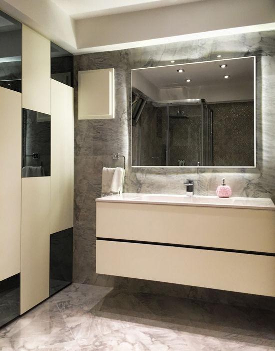 Ofis 352 Mimarlık Hizmetleri Modern bathroom