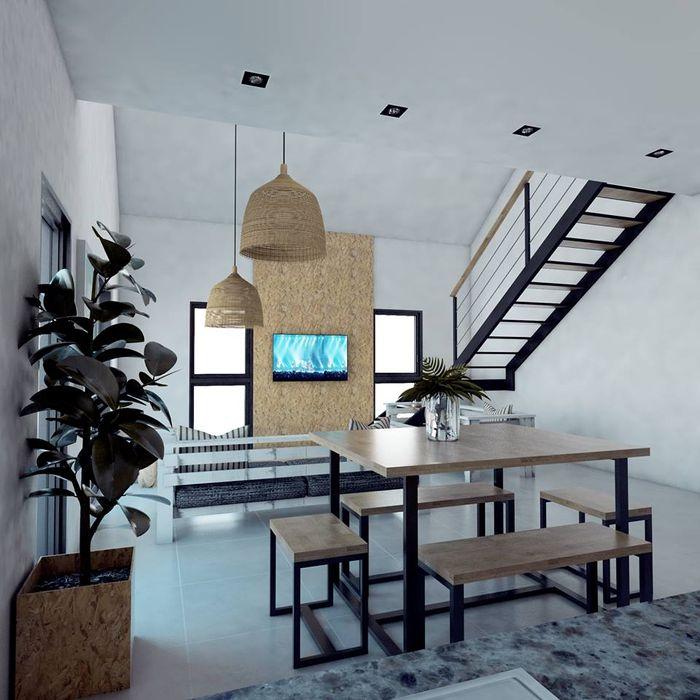 FILIPPIS/DIP - DISEÑO Y CONSTRUCCION Phòng khách