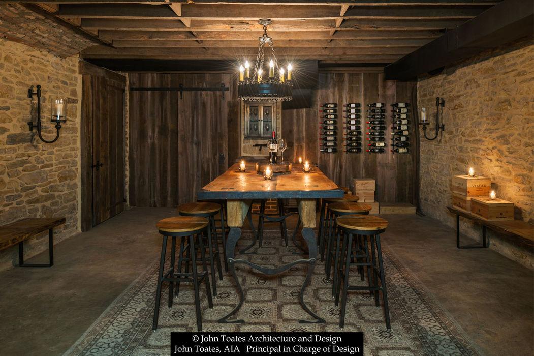 Wine Cellar John Toates Architecture and Design Wine cellar