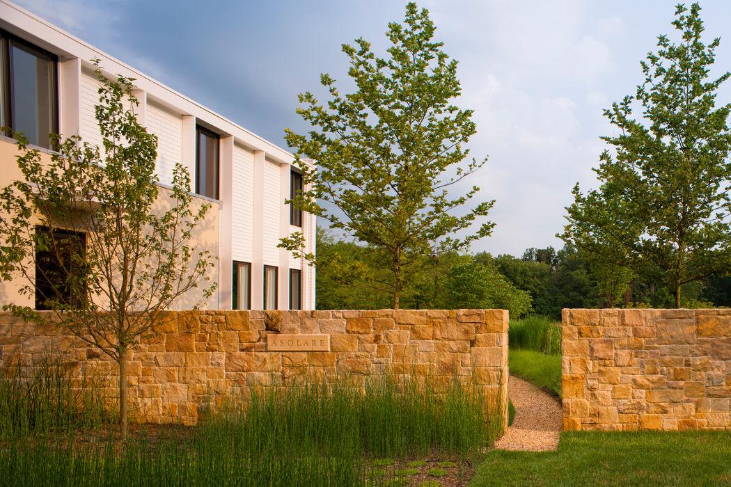 Cunningham | Quill Architects Casas modernas
