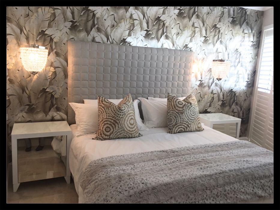 Frans Alexander Interiors Modern Bedroom