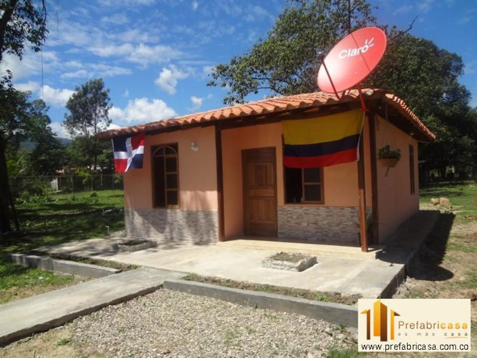 PREFABRICASA Country style houses