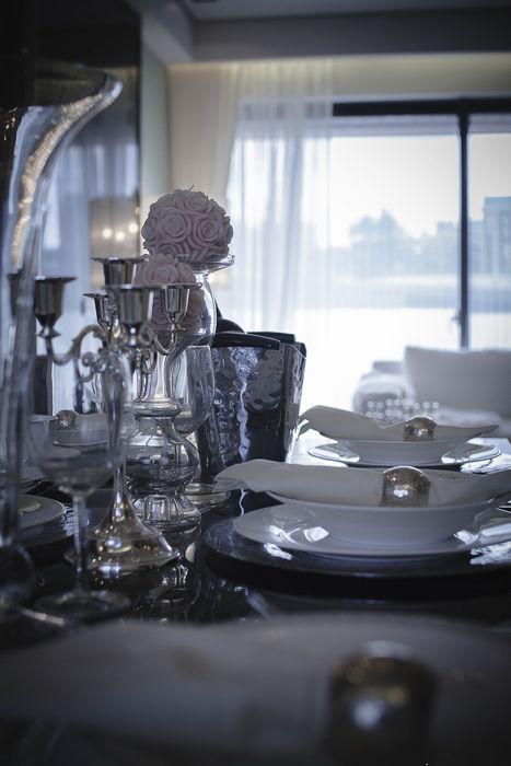 BRAVO INTERIOR DESIGN & DECO LUX STYLE 璞碩室內裝修設計工程有限公司 餐廳