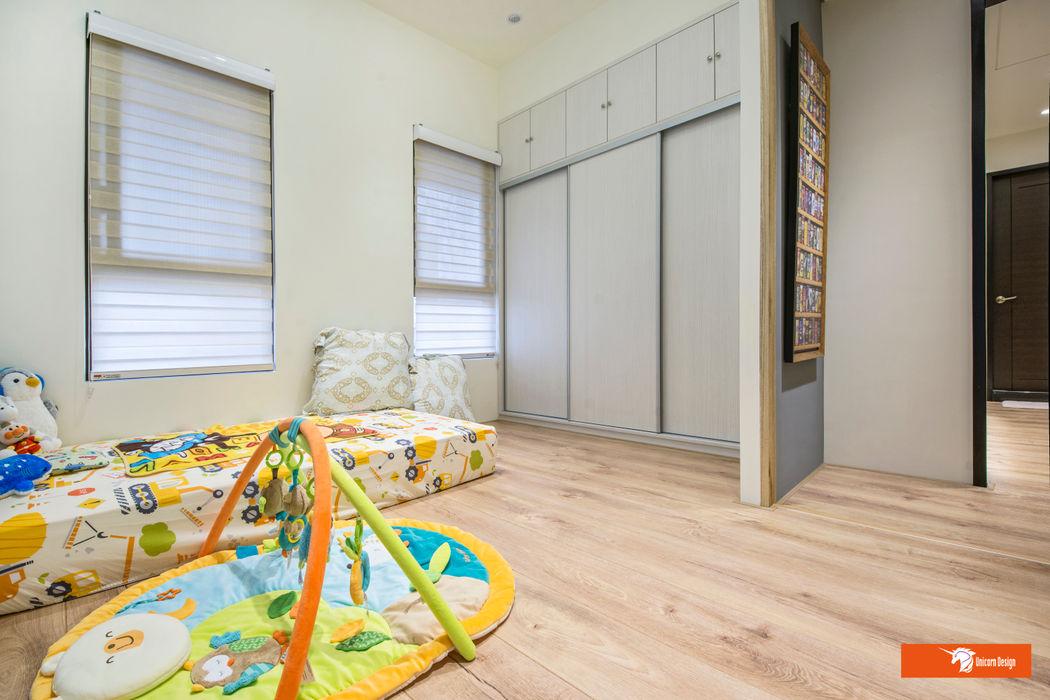 小孩房 Unicorn Design 嬰兒房/兒童房