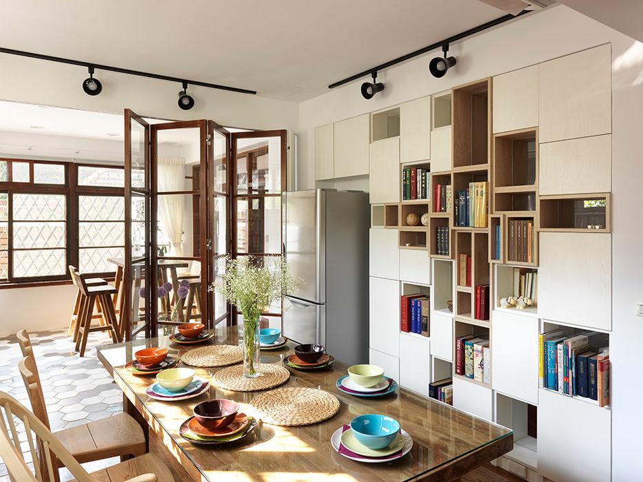 有涯齋 築築空間 餐廳