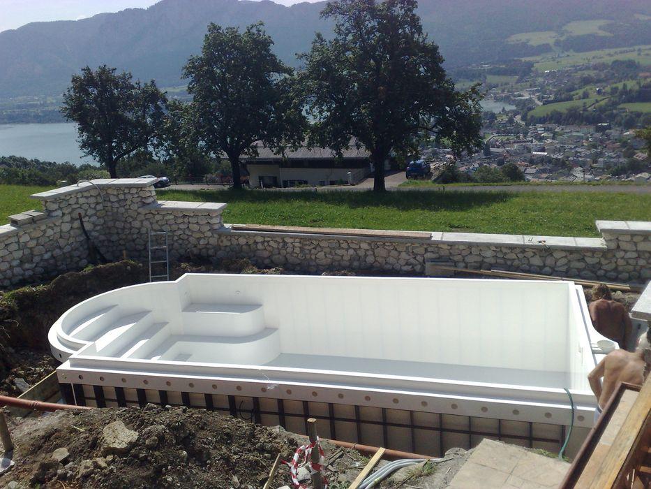 Aquazzura Piscine Modern Pool