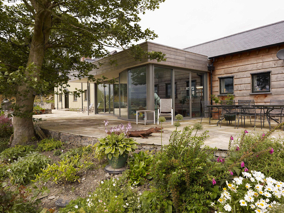 Fronhaul Baart Harries Newall Rumah Modern