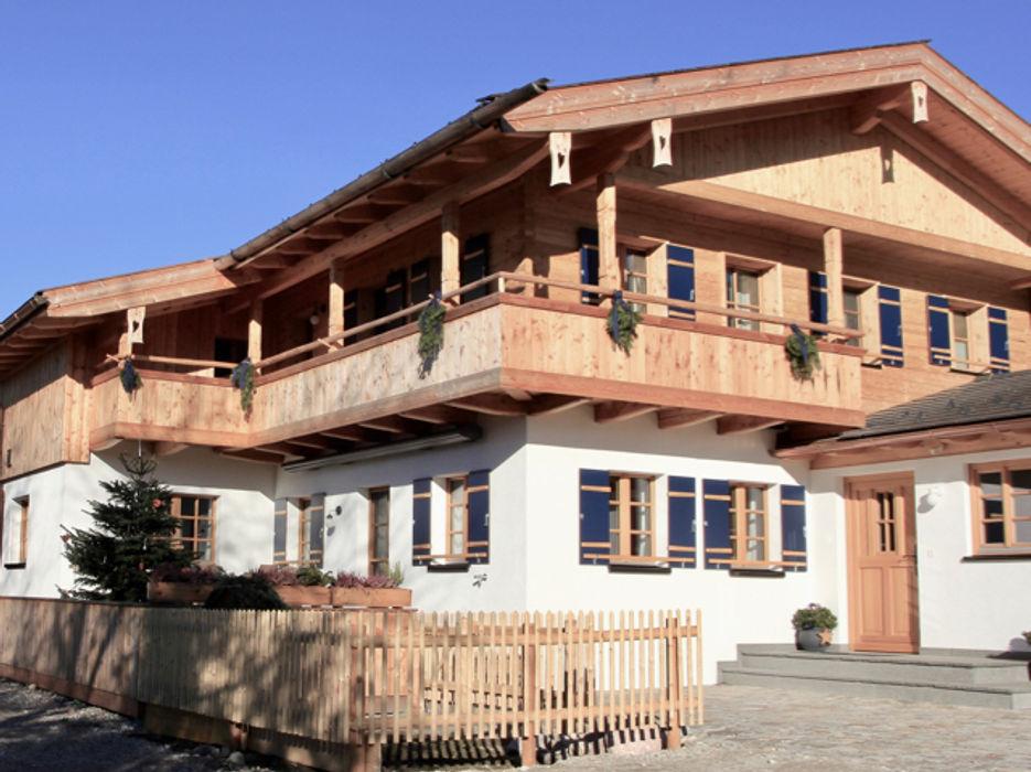 Häuser in der Wolfsgrube w. raum Architektur + Innenarchitektur Landhäuser