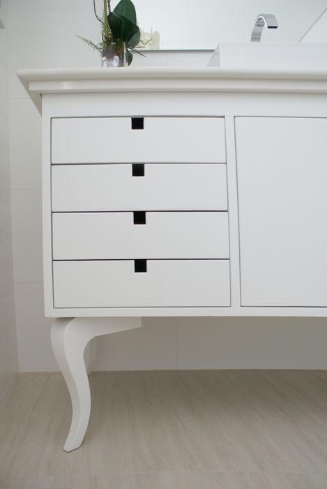 Move Móvel Criação de Mobiliário BathroomMedicine cabinets Wood White