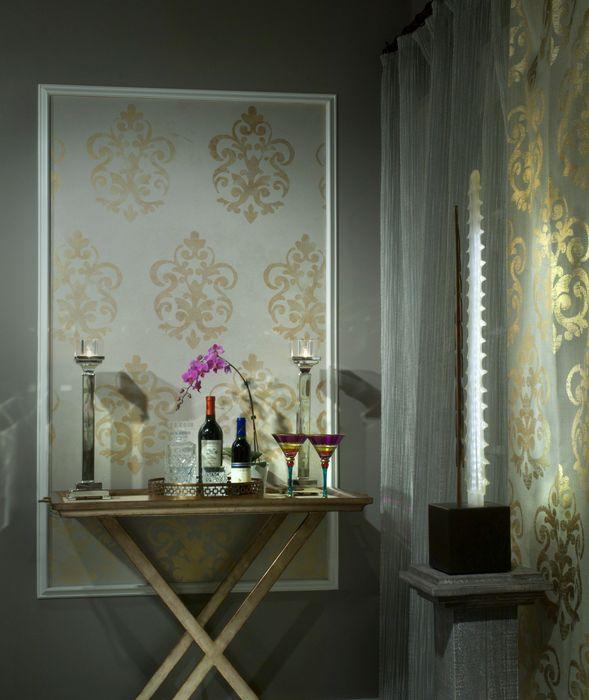 Dream Home Showhouse Lorna Gross Interior Design Modern living room Grey