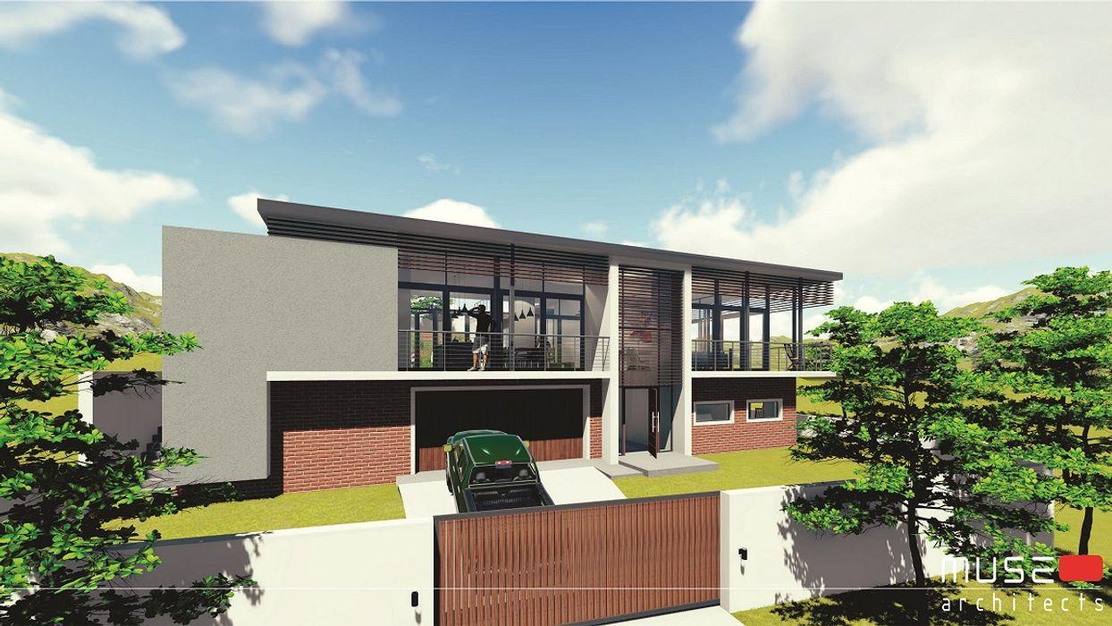 Muse Architects Casas modernas