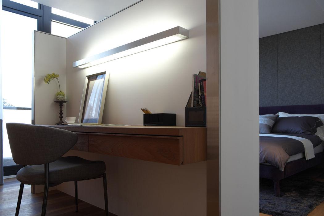 Light 加減0的生活美學 構築設計 臥室