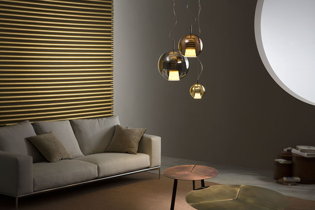 Lampcommerce Living roomLighting Metallic/Silver