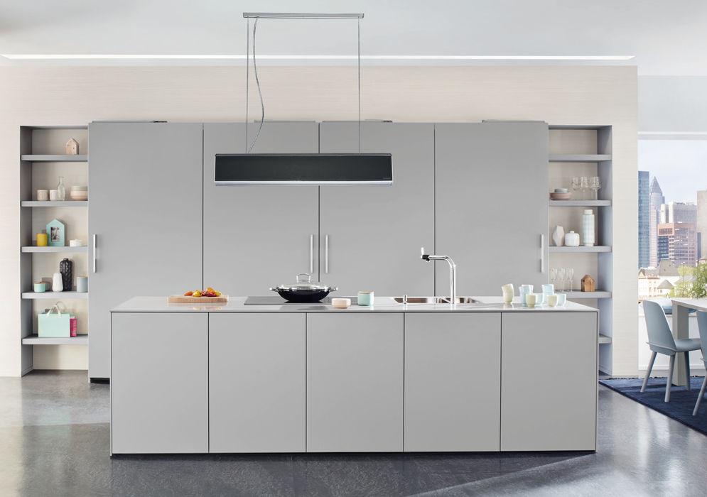 ERGE GmbH KitchenElectronics زجاج Black