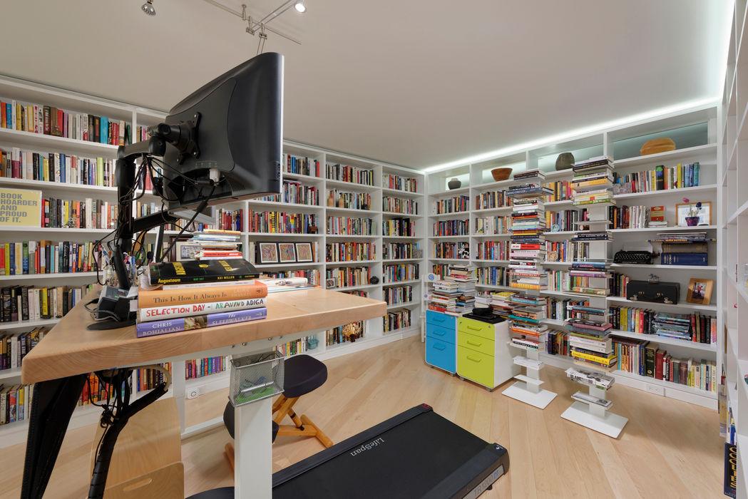 BOWA - Design Build Experts Moderne Arbeitszimmer