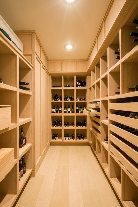 FORMA Design Inc. Wine cellar