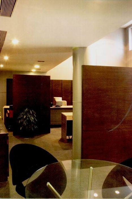 Office Space Studio - Architect Rajesh Patel Consultants P. Ltd Commercial Spaces