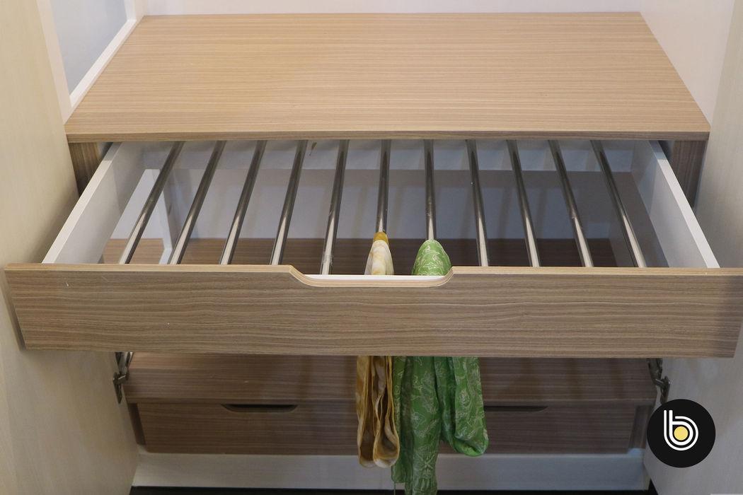 Payana Residence BB Studio Designs Kamar Tidur Modern