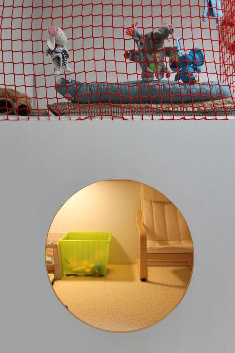dieMeisterTischler Дитяча кімната Дерево Білий