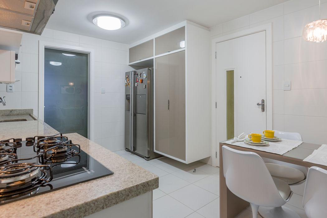 Cozinha DM ARQUITETURA E ENGENHARIA Cozinhas modernas
