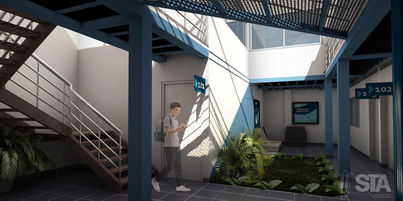 Soluciones Técnicas y de Arquitectura Moderne Schulen