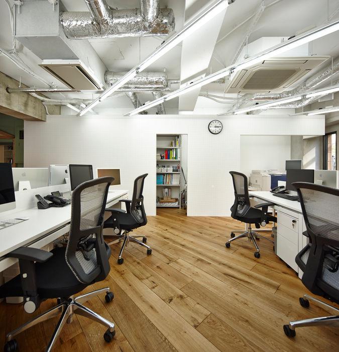 SOUEI GRAPHICS case.work. オフィススペース&店