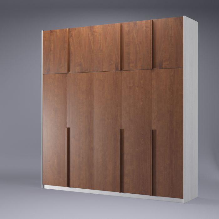 Hitech CADD Services BedroomWardrobes & closets