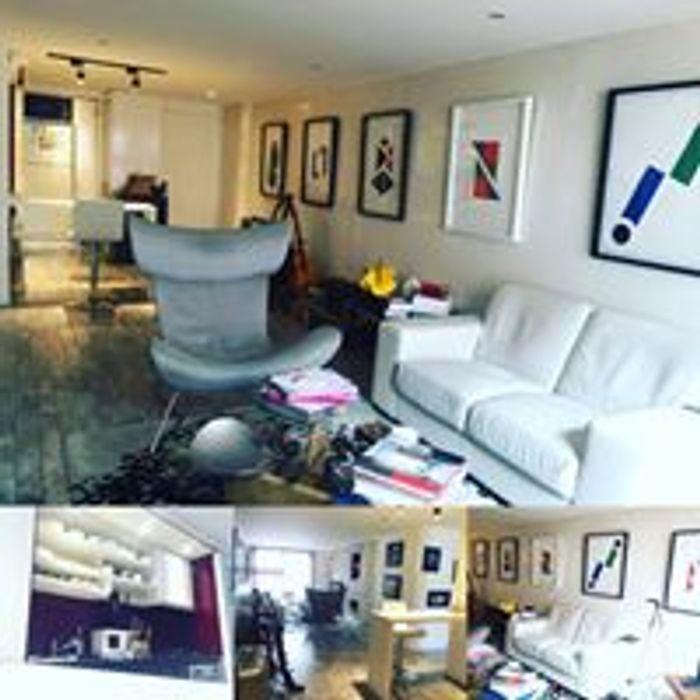 Heritage Design Group Ruang Keluarga Minimalis