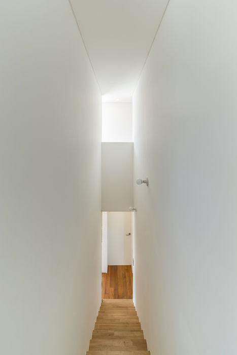 stpmj Moderner Flur, Diele & Treppenhaus