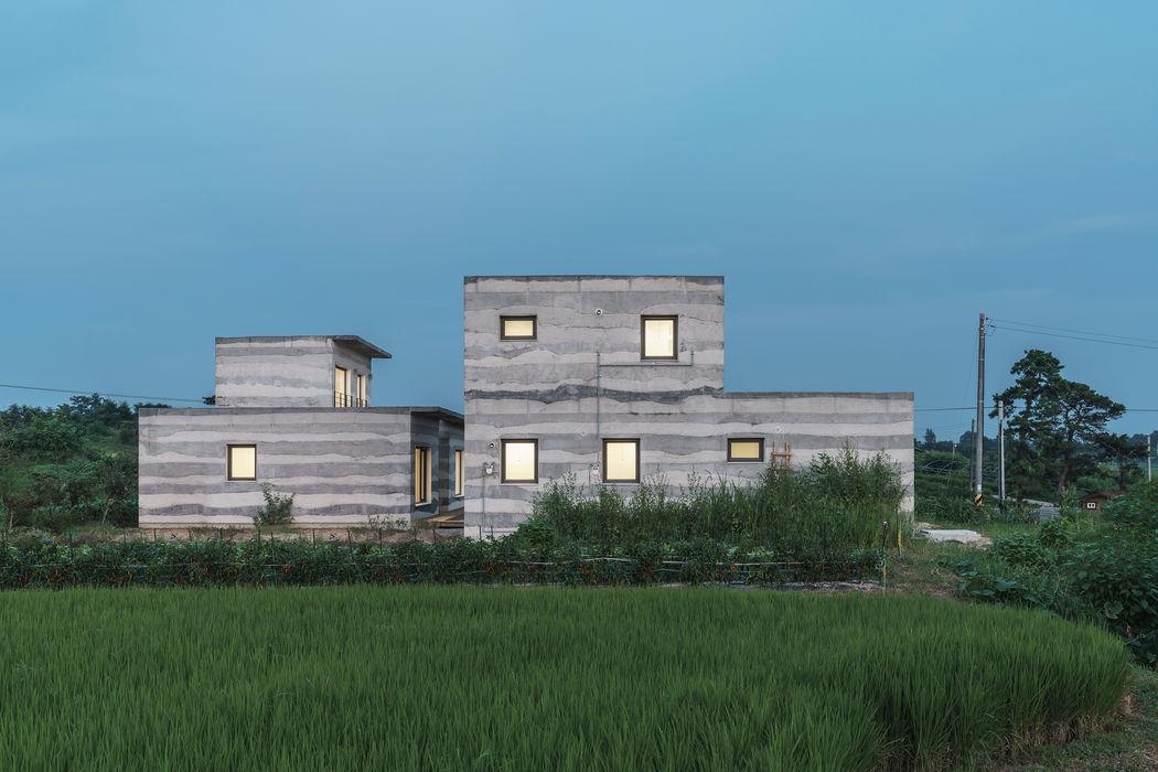 stpmj Moderne Häuser