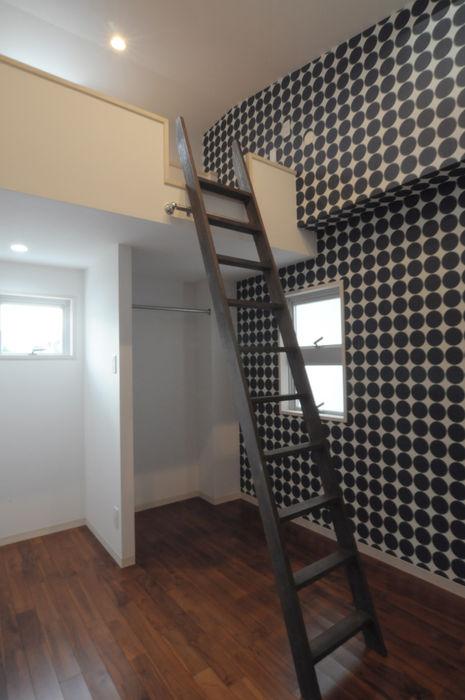 hacototo design room Girls Bedroom Black