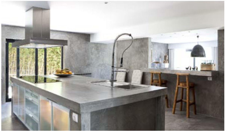 Projeto Qta. da Marinha Officina Boarotto Moderne Küchen