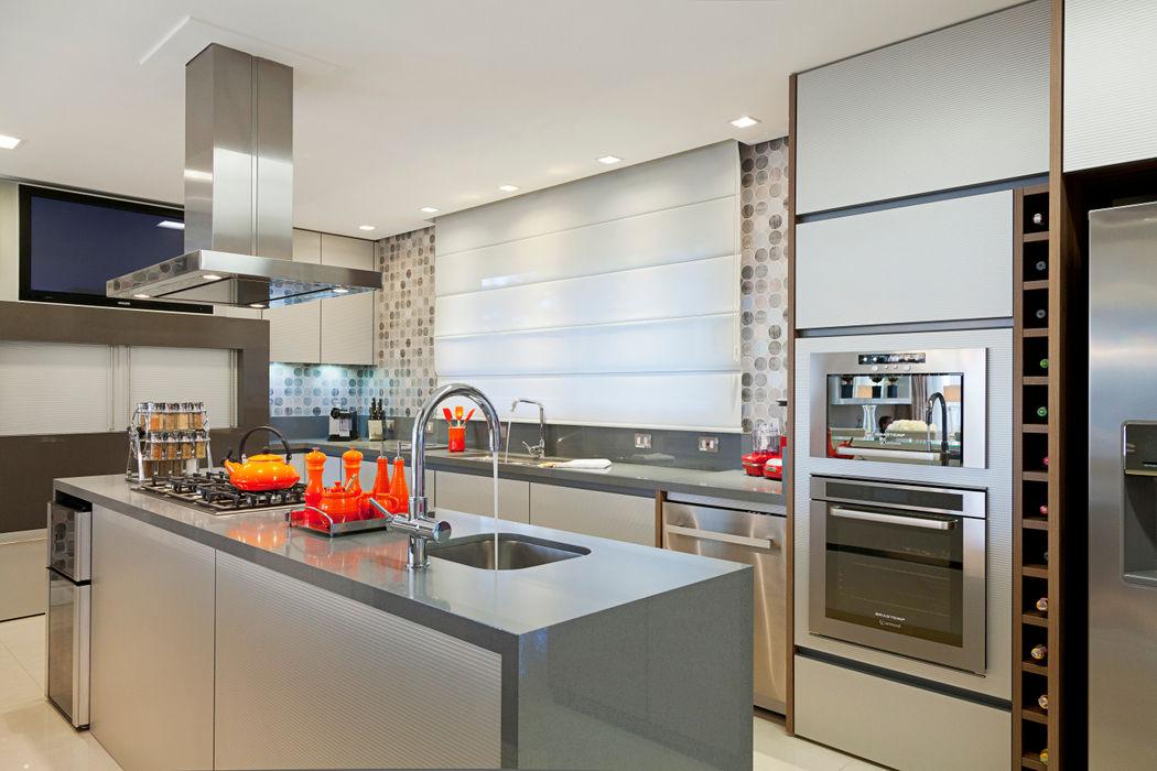 Maciel e Maira Arquitetos Unit dapur