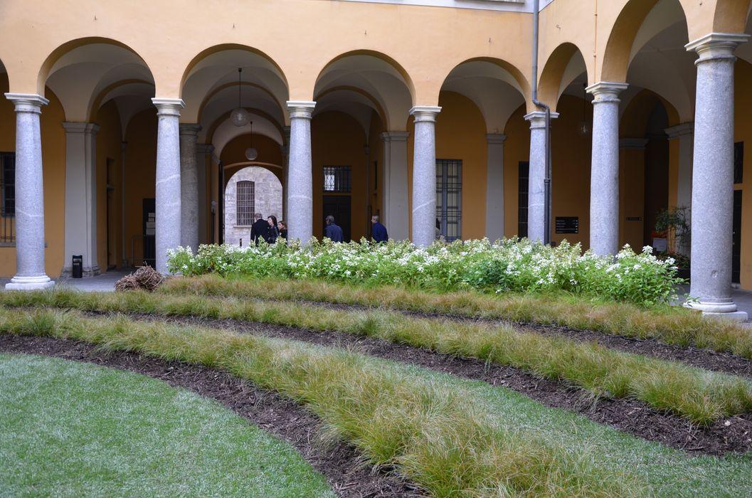 Il Giardino dei Sensi LUCIA PANZETTA - PAESAGGISTA Giardino moderno