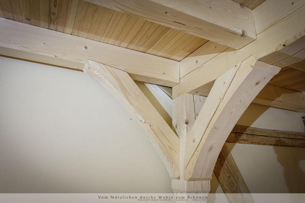 Dachausbau mit Galerie Thisalo GmbH Kinderzimmer im Landhausstil