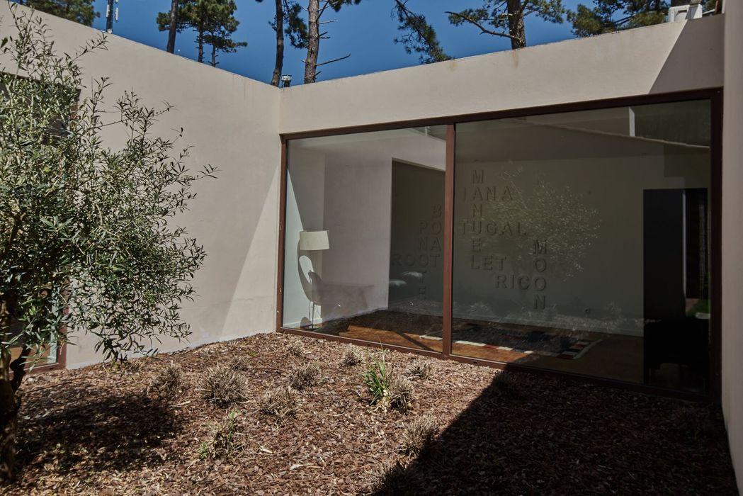 isabel Sá Nogueira Design Jardines modernos
