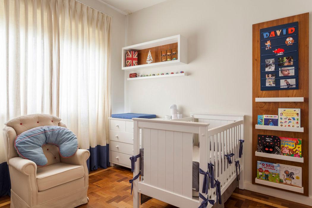 Dormitório Menino Marcella Loeb Quartos de bebê